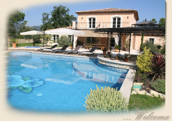 Luxury home rentals - bed and breakfast Provence
