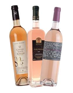 Vin rosé : la production